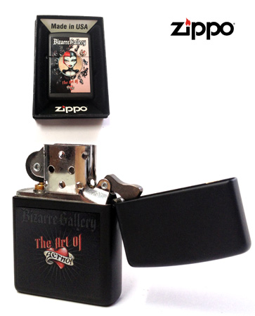 DAY OUT ZIPPO