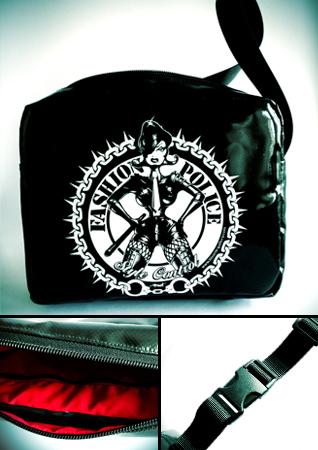FASHION POLICE bag