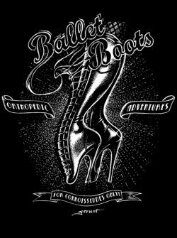 BALLET BOOTS
